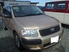 Toyota Succeed. автомат, передний, 1.5, бензин, б/п. Под заказ