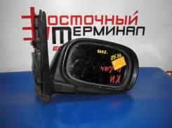 Зеркало заднего вида боковое. Nissan March, WK11, HK11, AK11