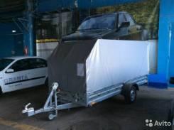 Polo Profi 350, 2017. Липецкие прицепы Polo Profi 350, 450 кг.