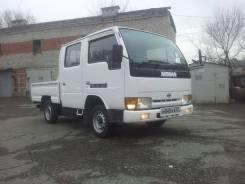 Nissan Atlas. Продаётся двухкабинный грузовик , 2 000 куб. см., 1 000 кг.