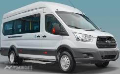 Ford Transit. (19+3) городской микроавтобус, 2 200 куб. см., 22 места. Под заказ