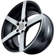 Sakura Wheels 9140. 8.5x19, 5x120.00, ET25, ЦО 74,1мм.
