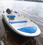 Новая моторная лодка Пингвин (тримаран). Год: 2017 год, длина 3,00м., двигатель подвесной, бензин. Под заказ