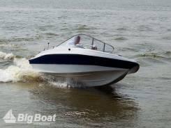 Новый катер Big Boat 3DC в наличии. Год: 2017 год, длина 5,00м., двигатель подвесной, бензин. Под заказ
