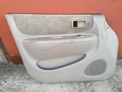 Обшивка двери. Toyota Corolla Spacio, AE111