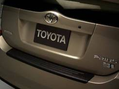 Накладка на бампер. Toyota Prius, NHW20 Двигатель 1NZFXE