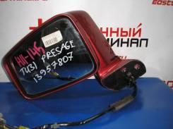 Зеркало заднего вида боковое. Nissan Presage, TU31, PNU31, TNU31, PU31