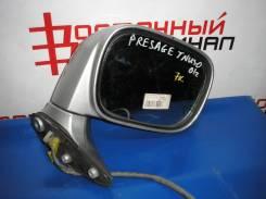 Зеркало заднего вида боковое. Nissan Presage, HU30, NU30, TNU30 Nissan Bassara, JU30