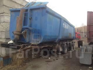 Тонар 95231. Продается полуприцеп Тонар, 55 500 кг.