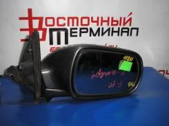 Зеркало заднего вида боковое. Nissan Primera, HP10