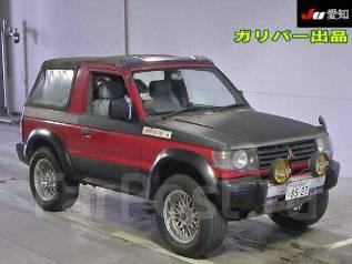 Mitsubishi Pajero. механика, 4wd, бензин, б/п, нет птс. Под заказ