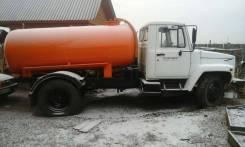 ГАЗ 3307. , 4 200 куб. см., 4,70куб. м.
