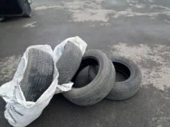 Dunlop Grandtrek AT20. Летние, 2014 год, износ: 40%, 4 шт