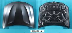 Капот. BMW X3, F25 BMW X4, F26 Двигатели: N20B20U0, N55B30M0, B47D20, N57D30OL, N52B30, N47D20, N57D30TOP, N20B20O0, N57D30, N20B20, N55B30