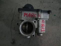 Заслонка дроссельная. Nissan March, AK12 Двигатель CR12DE