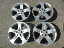 Nissan. 7.5x18, 5x114.30, ET35, ЦО 66,1мм.