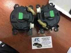 Фара противотуманная. Peugeot 207 Citroen C4, B7 Двигатели: EP6C, DV6C, TU5JP4