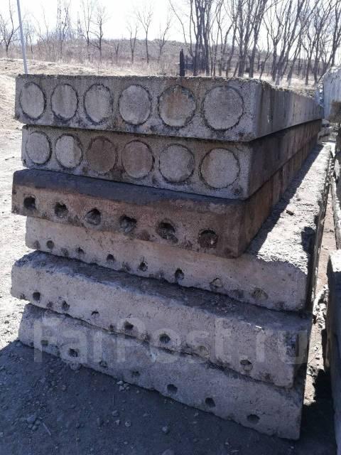 Плиты , половинки блоков