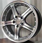 Sakura Wheels. 7.5x17, 5x114.30, ET35