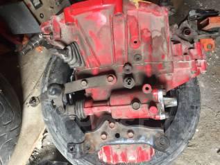 Механическая коробка переключения передач. Toyota MR2, AW11