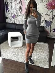 Платья-туники. 42, 44