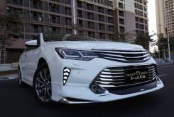 Обвес кузова аэродинамический. Toyota Camry, ASV50, ASV51, GSV50. Под заказ