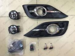 Фара противотуманная. Honda CR-V, RM1, RM4