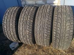 Federal Himalaya SUV. Зимние, шипованные, износ: 5%, 4 шт