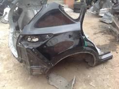 Задняя часть автомобиля. Mazda CX-5