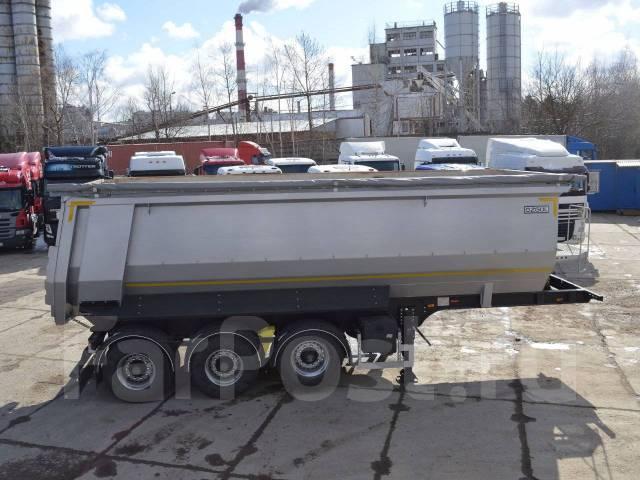 Ozgul Trailer G, 2017. Самосвальный полуприцеп Ozgul (новый), 28 740 кг.