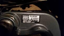 Yamaha. 9,90л.с., 4х тактный, бензин, нога L (508 мм), Год: 2012 год