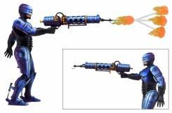 "Фигурка Робокоп-Огнеметчик / Robocop Vs. The Terminator 7"" Video Game Figure Series 02 - Flamethrower Robocop"