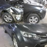 Качественный кузовной ремонт, Полировка Кузова и ФАР