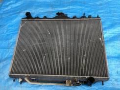 Радиатор охлаждения двигателя. Opel Frontera Isuzu Wizard, UES73FW Двигатель 4JX1