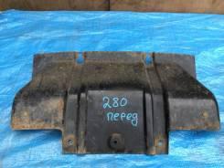 Защита двигателя железная. Opel Frontera Isuzu Wizard, UES73FW Двигатель 4JX1