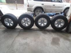 Продам колёса 265-70- 16. 7.0x16 6x139.70 ET30 ЦО 110,0мм.