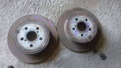 Диск тормозной. Toyota Avensis, AZT250, AZT250W, AZT250L