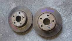 Диск тормозной. Toyota Corolla, ZRE151
