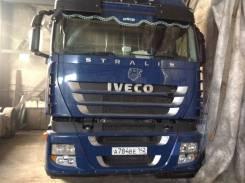 Iveco Stralis. Седельный тягач, 10 308 куб. см., 18 000 кг.