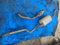 Глушитель. Opel Frontera Isuzu Wizard, UES73FW Двигатель 4JX1