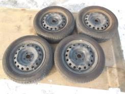 Продам летние колёса 185/60/R15. 5.5x15 4x100.00 ЦО 54,0мм.