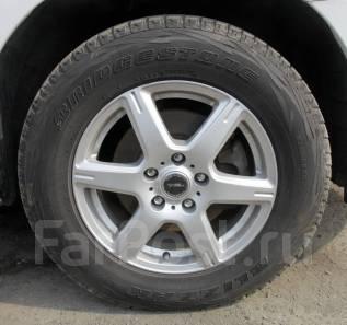 Зимние колеса 215/70R16. 6.5x16 5x114.30 ET38 ЦО 67,1мм.