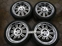 Продам отличный комплект колёс Enkei Mercedes R20. 8.5/9.5x20 5x112.00 ET35/35 ЦО 73,1мм. Под заказ