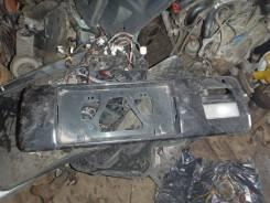 Накладка крышки багажника. Toyota Sprinter Carib, AE95G, AE95