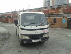 Hino Dutro. Продам грузовик HINO Dutro, 4 900 куб. см., 3 000 кг.