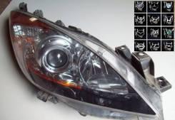 Фара правая Mazda 3 BL BBP2510L0L галоген BBP2510K0G