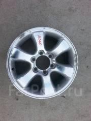 "Toyota. 7.5x17"", 6x139.70, ET30, ЦО 106,1мм."