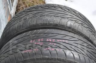 Dunlop SP Sport 9000. Летние, 2003 год, износ: 90%, 2 шт