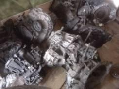 Механическая коробка переключения передач. Volkswagen Transporter