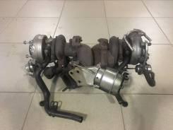 Коллектор выпускной. Toyota Supra Toyota Aristo Двигатель 2JZGTE